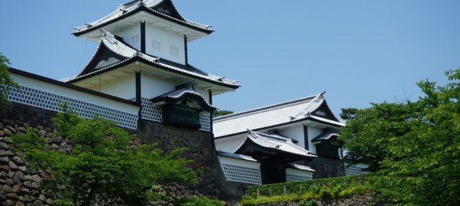 金沢城を歩く会、開催します。