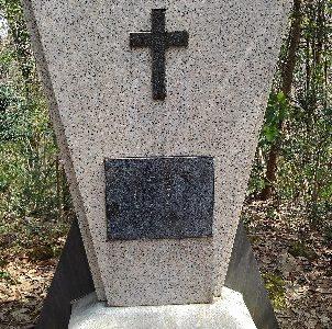 卯辰山殉教者の碑訪問